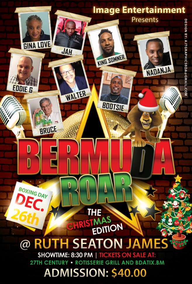 Bermuda Roar December 2016