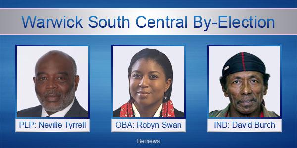 C26 byelection candidates TC 2b