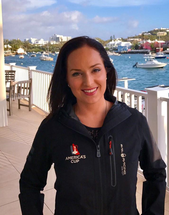 Christina White Bermuda December 19 2016