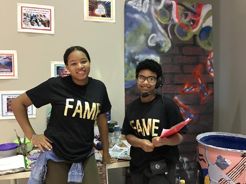 Fame 'The Musical' Bermuda December 2016 (1)