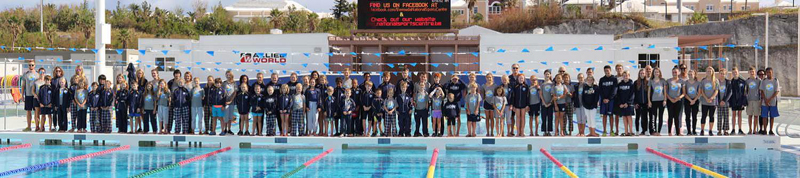 Harbour Swim Team Club Bermuda Dec 4 2016