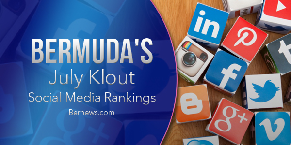 Klout July 2016