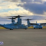US Marines Osprey Bermuda, December 12 2016-15