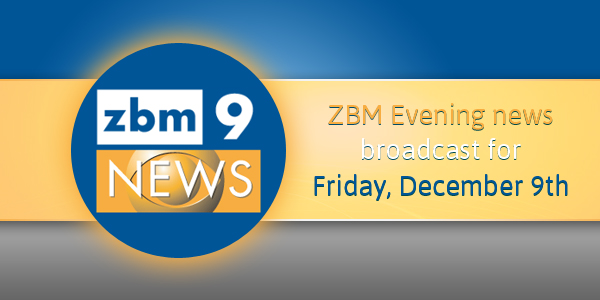 zbm 9 news Bermuda December 9 2016