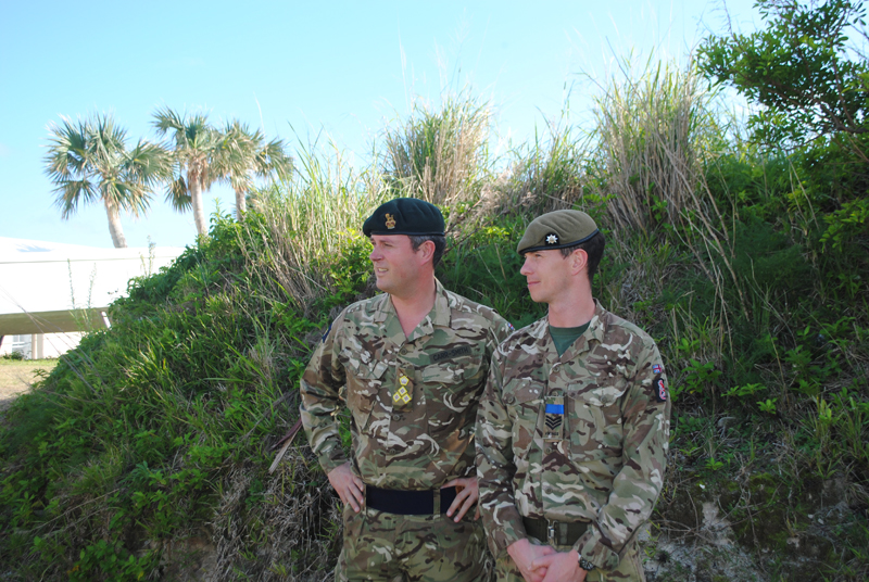Bermuda Regiment January 26 2017 (2)