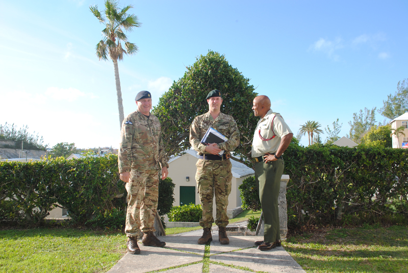 Bermuda Regiment January 26 2017 (5)