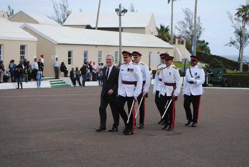 Bermuda Regiment January 29 2017 (4)
