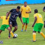 Football Devonshire Cougars vs PHC Bermuda, January 1 2017-13