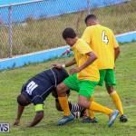 Football Devonshire Cougars vs PHC Bermuda, January 1 2017-20