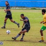 Football Devonshire Cougars vs PHC Bermuda, January 1 2017-25
