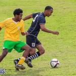 Football Devonshire Cougars vs PHC Bermuda, January 1 2017-26