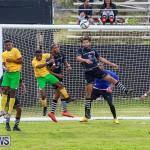 Football Devonshire Cougars vs PHC Bermuda, January 1 2017-32