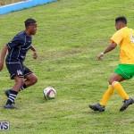 Football Devonshire Cougars vs PHC Bermuda, January 1 2017-34