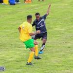 Football Devonshire Cougars vs PHC Bermuda, January 1 2017-35
