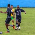 Football Devonshire Cougars vs PHC Bermuda, January 1 2017-39