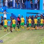Football Devonshire Cougars vs PHC Bermuda, January 1 2017-4