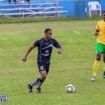 Football Devonshire Cougars vs PHC Bermuda, January 1 2017-44