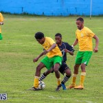 Football Devonshire Cougars vs PHC Bermuda, January 1 2017-53