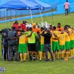 Football Devonshire Cougars vs PHC Bermuda, January 1 2017-6