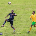 Football Devonshire Cougars vs PHC Bermuda, January 1 2017-63