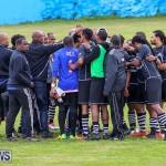 Football Devonshire Cougars vs PHC Bermuda, January 1 2017-7