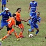 Football Premier Division Bermuda Jan 22 2017 (1)