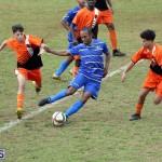 Football Premier Division Bermuda Jan 22 2017 (2)