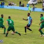 Football St George's vs BAA Bermuda, January 1 2017-1