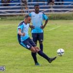 Football St George's vs BAA Bermuda, January 1 2017-11