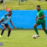 Football St George's vs BAA Bermuda, January 1 2017-17