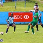 Football St George's vs BAA Bermuda, January 1 2017-19