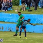 Football St George's vs BAA Bermuda, January 1 2017-2