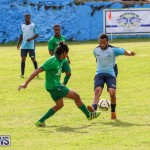 Football St George's vs BAA Bermuda, January 1 2017-21