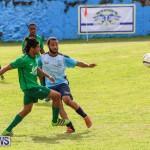 Football St George's vs BAA Bermuda, January 1 2017-22