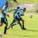 Football St George's vs BAA Bermuda, January 1 2017-24