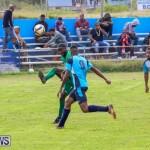 Football St George's vs BAA Bermuda, January 1 2017-29