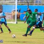 Football St George's vs BAA Bermuda, January 1 2017-30