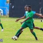 Football St George's vs BAA Bermuda, January 1 2017-32