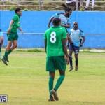 Football St George's vs BAA Bermuda, January 1 2017-33