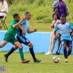Football St George's vs BAA Bermuda, January 1 2017-34