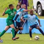 Football St George's vs BAA Bermuda, January 1 2017-35