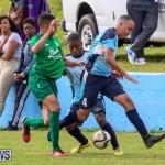 Football St George's vs BAA Bermuda, January 1 2017-36