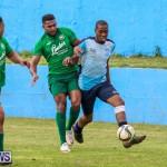 Football St George's vs BAA Bermuda, January 1 2017-37