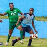 Football St George's vs BAA Bermuda, January 1 2017-38