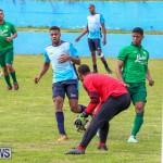 Football St George's vs BAA Bermuda, January 1 2017-41