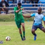 Football St George's vs BAA Bermuda, January 1 2017-42