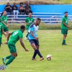 Football St George's vs BAA Bermuda, January 1 2017-44