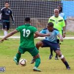Football St George's vs BAA Bermuda, January 1 2017-45