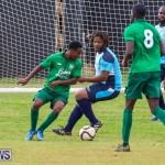 Football St George's vs BAA Bermuda, January 1 2017-46