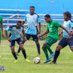 Football St George's vs BAA Bermuda, January 1 2017-49